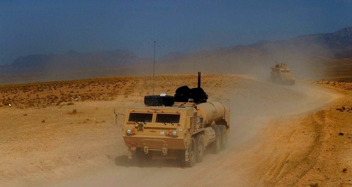 That's Logistics: The Autonomous Future of the Army's Battlefield Supply Chain