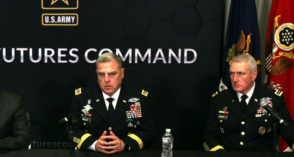 Four Problems Army Futures Command Needs to Solve