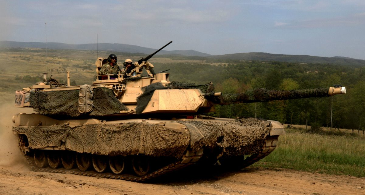 Heavyweights on the Battlefield: Why the US Army Will Need its Largest Armored Vehicles in the Next War