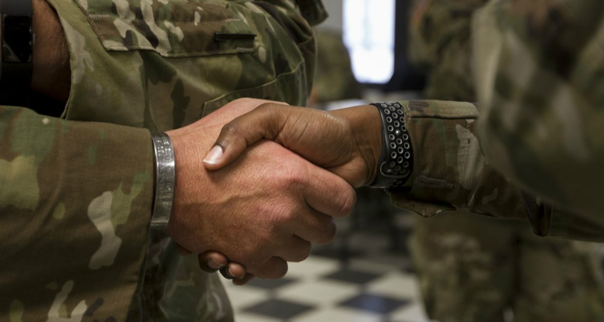 War Books: Want to Be a Better Military Leader? Learn to Negotiate