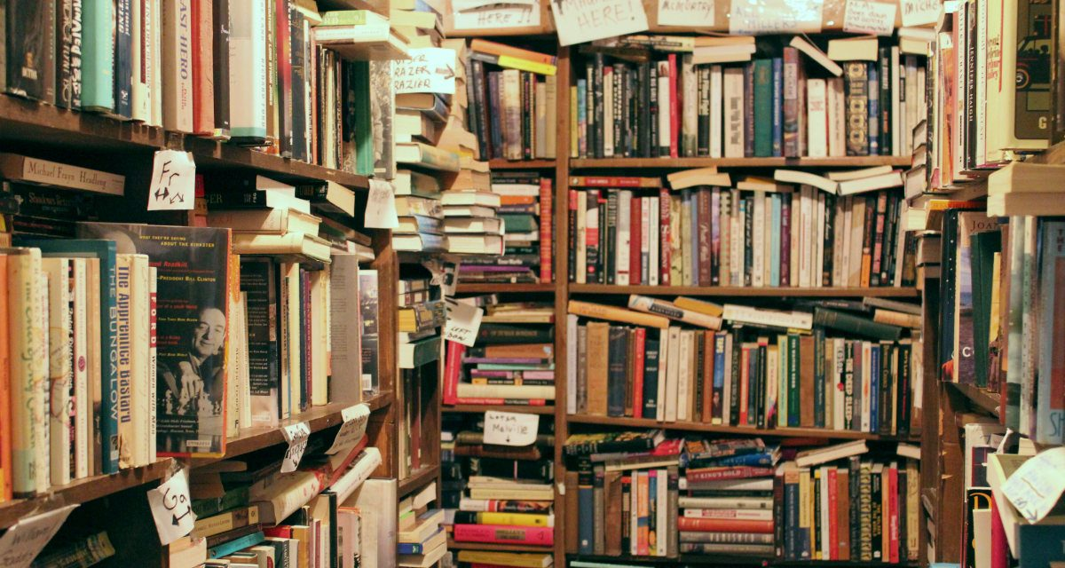 War Books: Treasure Hunting in Used Bookstores