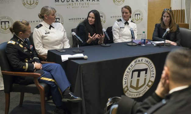 MWI Podcast: Women in National Security