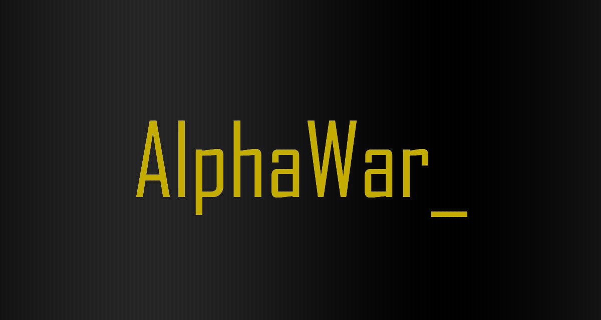 Project AlphaWar: The (Fictional) Story of Army's C2 AI Program