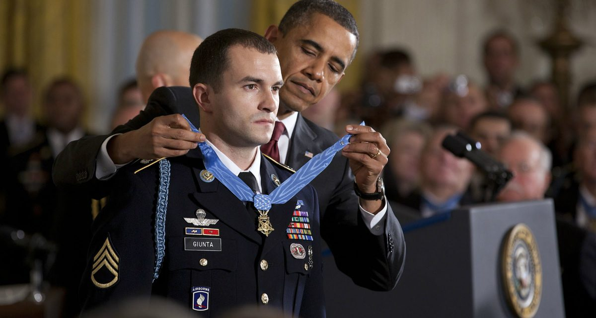 Podcast: The Spear – A Medal of Honor Recipient's Story