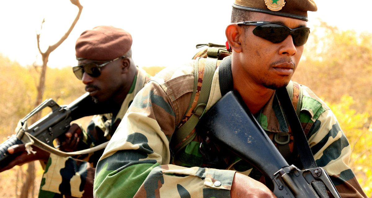 Why is Senegal's Military so Good? A Case Study
