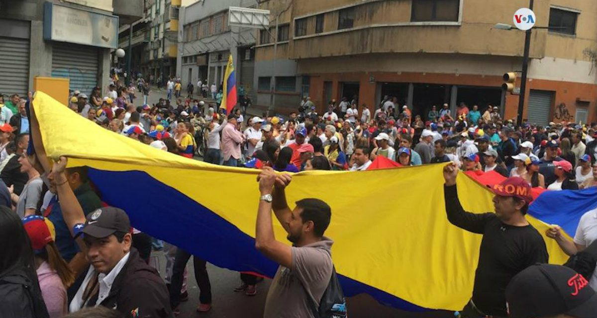 Supporting Non-Violent Resistance in Venezuela: What Might US Military Involvement Look Like?