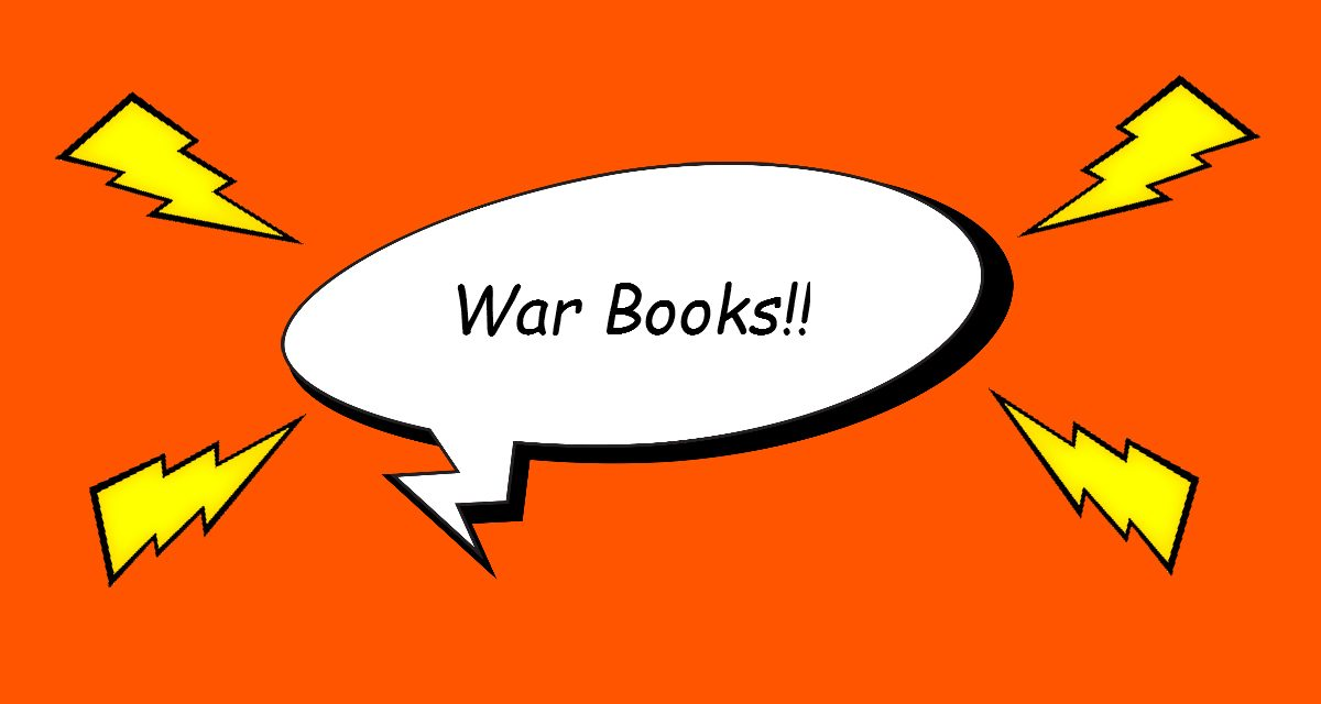War Books, Special Edition: Max Brooks on Reading Comics to Understand War, Part 2