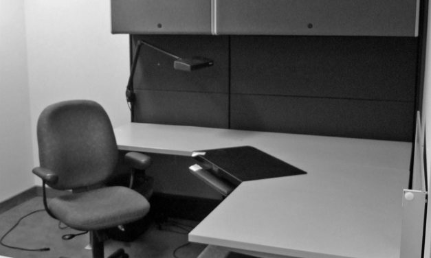 When You Leave Your Job, Clean Out Your Desk: Some Thoughts on Professionalism