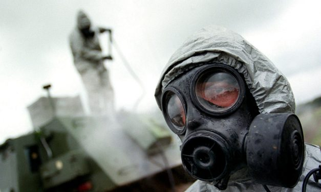 A Modern-Day Nerve Agent Attack: Military Lessons from Salisbury