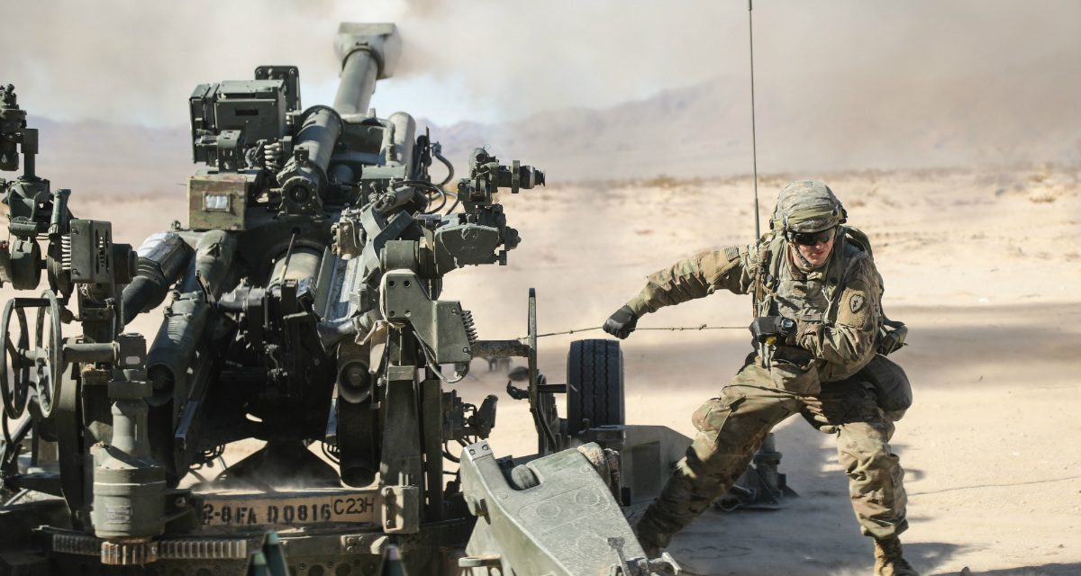 Lieutenant, It's Time to Meet the King: Re-Introducing Junior Leaders to the Field Artillery