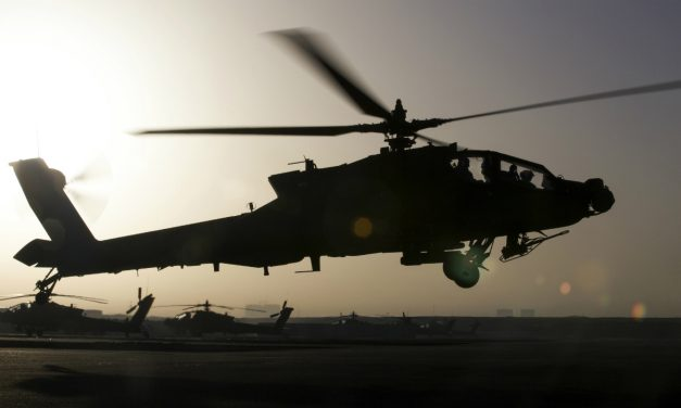 Podcast: The Spear – Apaches over Mosul