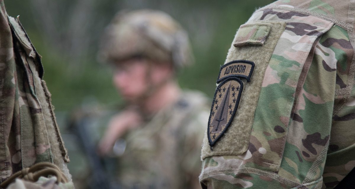 Getting Advising Right: The Army Needs a Fundamentally Different Approach to Building Partner Forces