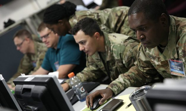 MWI Podcast: The Future of Cyber Conflict, with Lt. Gen. Stephen Fogarty, Commander of US Army Cyber Command