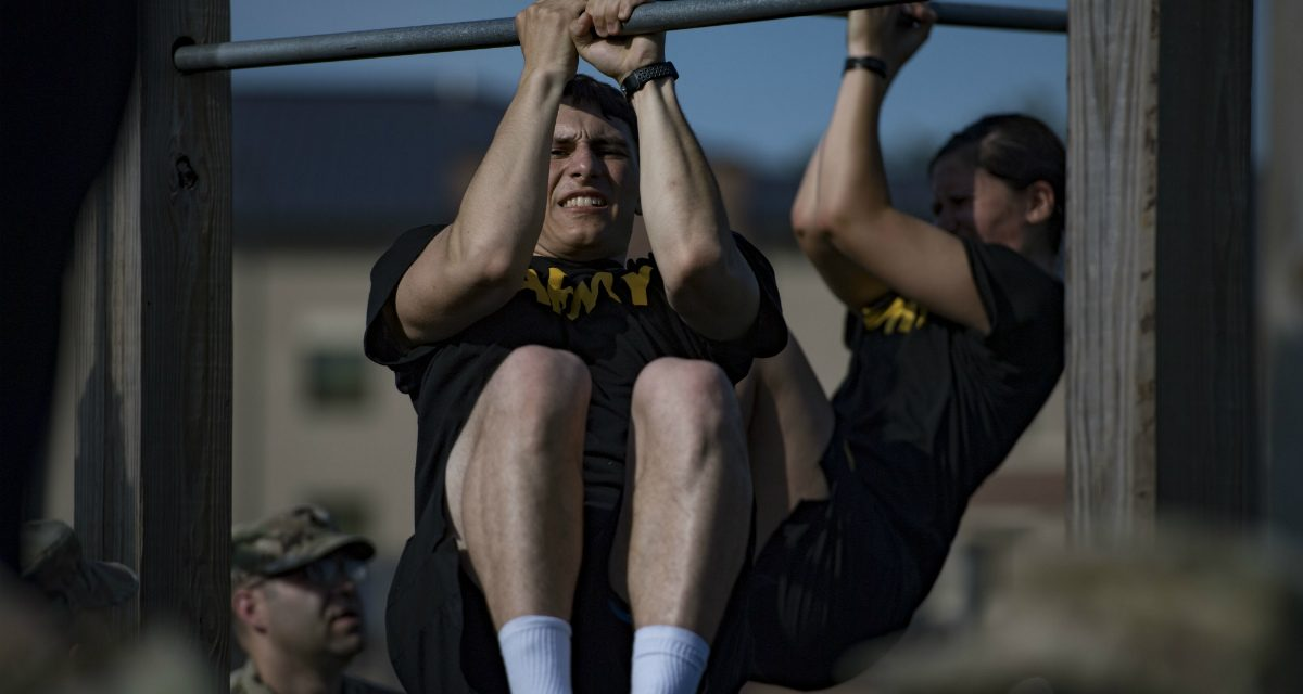What the Critics Miss: The Army Combat Fitness Test is Going to Make Us a More Combat-Ready Force