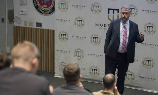 MWI Speaker Series: Professor Bear Braumoeller on Why War Won't Go Away