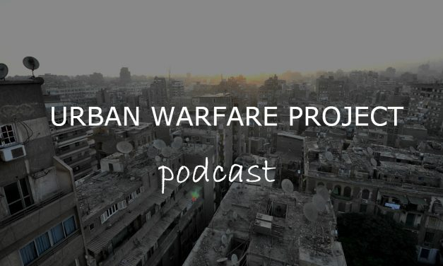 Announcing the Urban Warfare Project Podcast