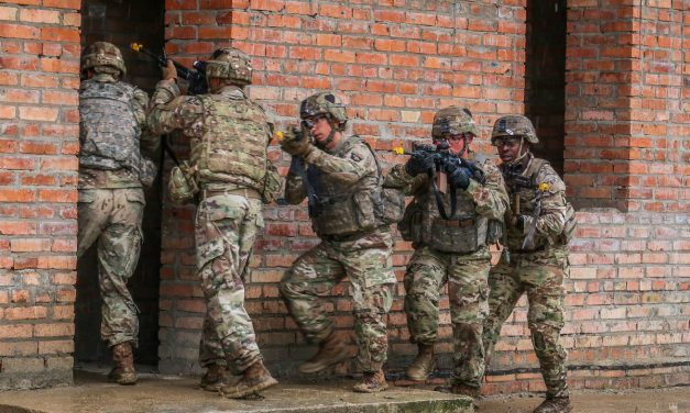 Army Doctrine and the Urban Battlefield