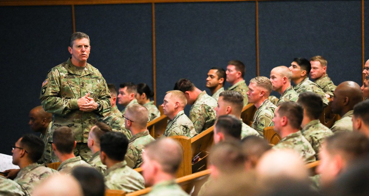 I Took Part in the Army's New Battalion Commander Assessment Program: Here's What I Learned