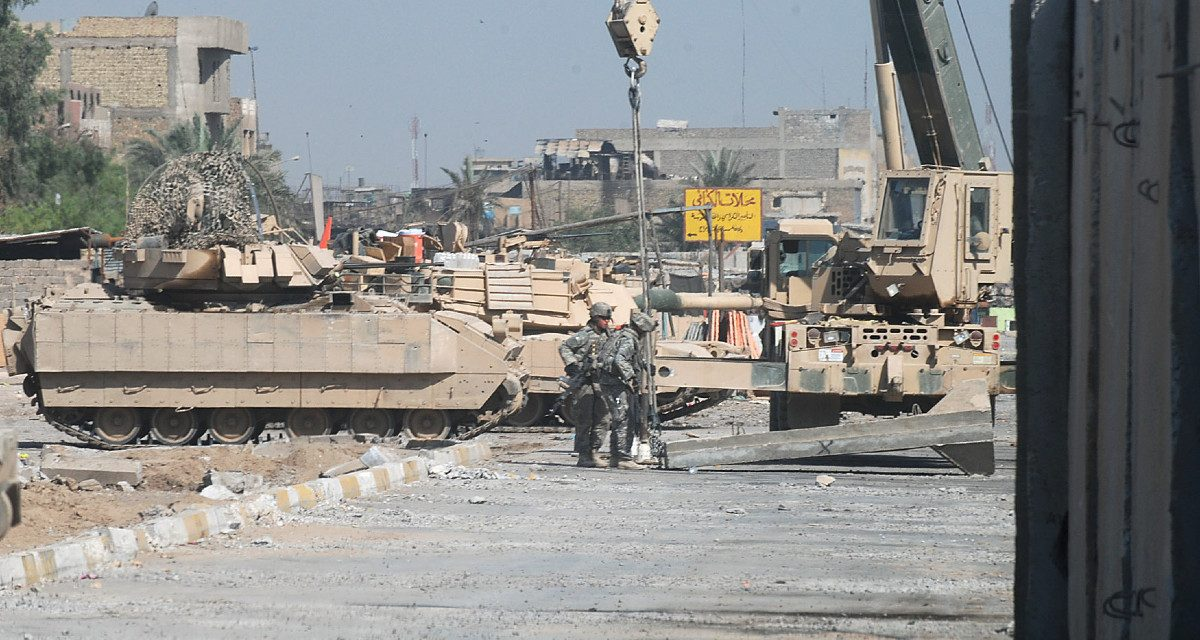 The Battle of Sadr City, March–May 2008