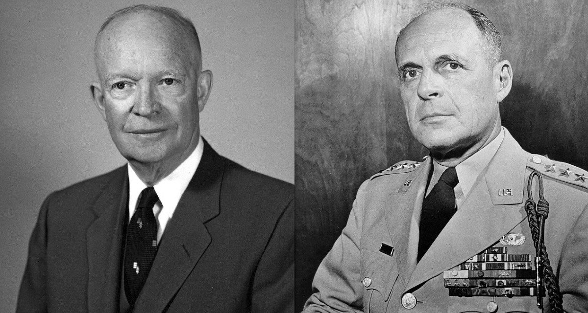 Ike vs. Ridgway: Lessons for Today from the Philosophical Battle Between Two of America's Greatest Military Leaders