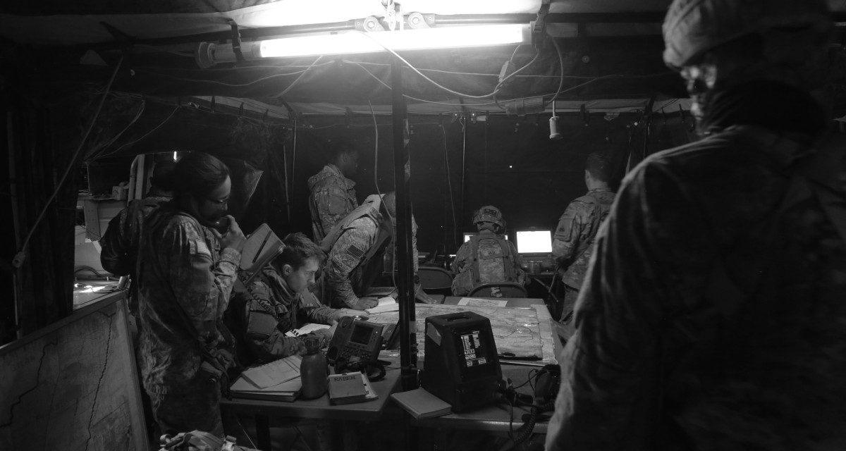 Decentralizing the Fight: Re-Imagining the Brigade Combat Team's Headquarters