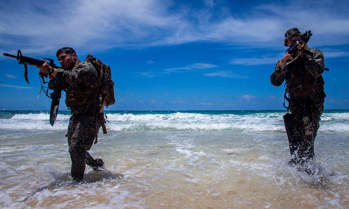 Joint Marine
