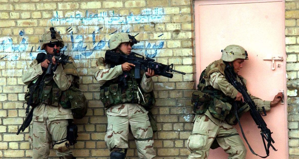 The Second Battle of Fallujah and the Future of Urban Warfare