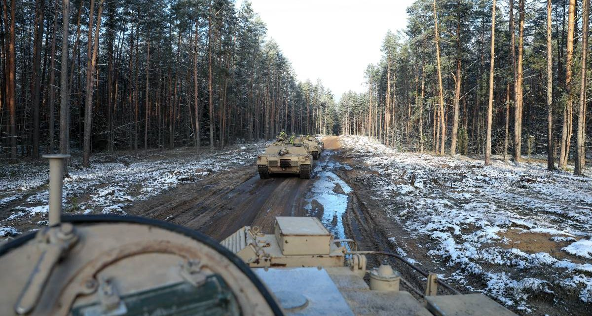 Rethinking Atlantic Resolve: An Alternative Model for Deterrence in Europe