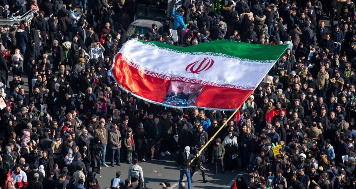 A Super-Max Failure and the Case for Going Irregular: Recalibrating US Policy Toward Iran