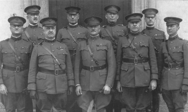 All the General's Men: Lessons from Pershing's Subordinates in the American Expeditionary Forces