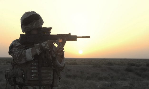 MWI Podcast: The British Army in Iraq and Afghanistan