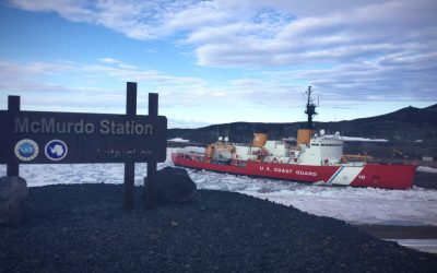 How Polar Security and Space Security are Linked—and Why the US Coast Guard Should Bridge the Gap