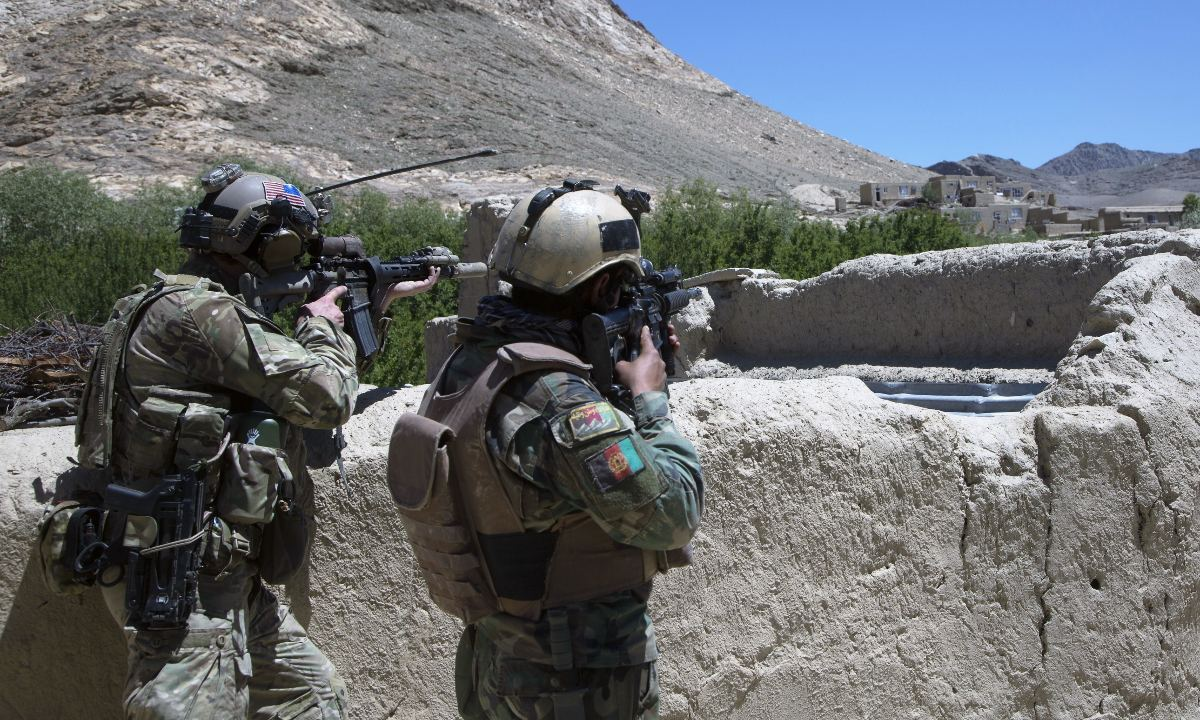 Closing the Chapter: Ending Afghanistan for US Army Special Forces - Modern War Institute