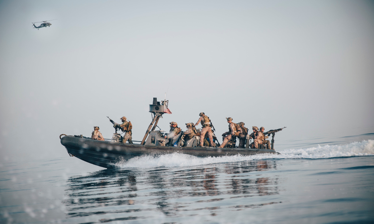 Putting the Sting in the Tri-Service Maritime Strategy: A Vision for the Future of the MAGTF - Modern War Institute