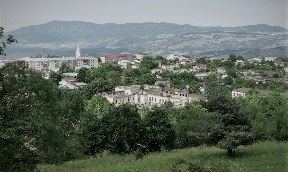 The Battle of Shusha City and the Missed Lessons of the 2020 Nagorno-Karabakh War – Modern War Institute