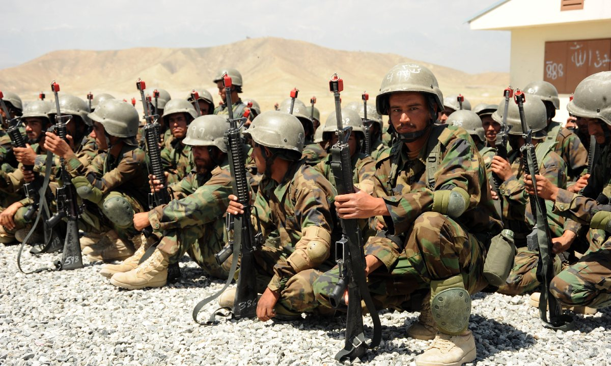 All Rapport, No Results: What Afghanistan's Collapse Reveals About the Flaws in US Security Force Assistance – Modern War Institute