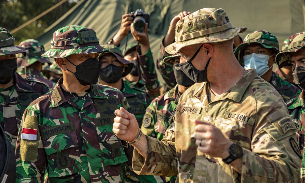 How to Integrate Competition and Irregular Warfare - Modern War Institute