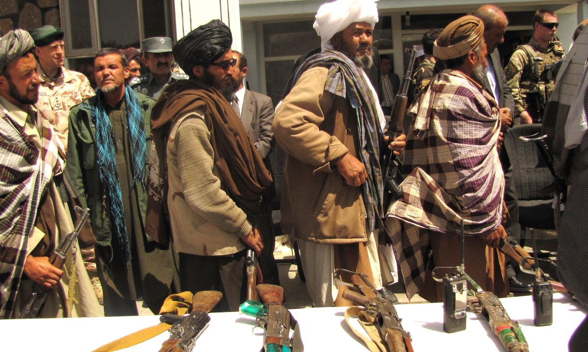 Untying the Gordian Knot: Why the Taliban is Unlikely to Break Ties with Al-Qaeda - Modern War Institute