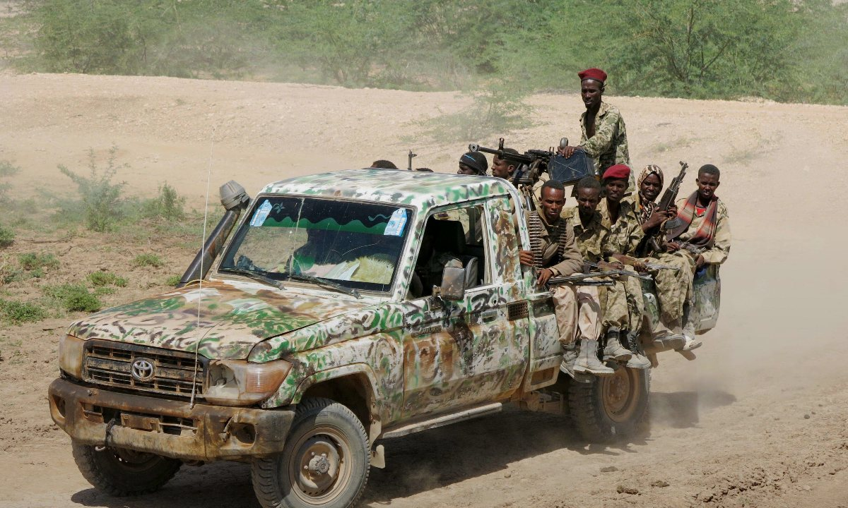 Out of Africa: The Strategic Mistake of US Disengagement from Somalia - Modern War Institute