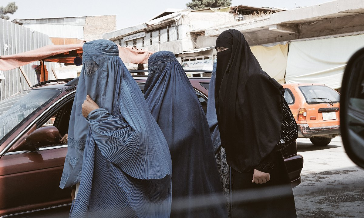 The Reality Facing Women in a Taliban-Ruled Afghanistan—and the Dilemma for US Policy - Modern War Institute