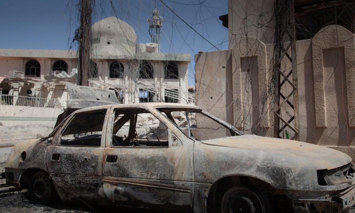 The Battle of Mosul: A Comprehensive Case Study – Modern War Institute