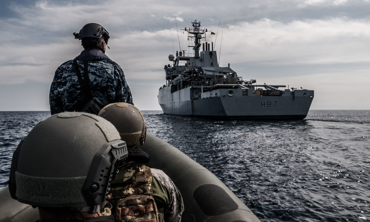 Navigating a Sea of Challenges: A New Approach for NATO in the Eastern Mediterranean - Modern War Institute