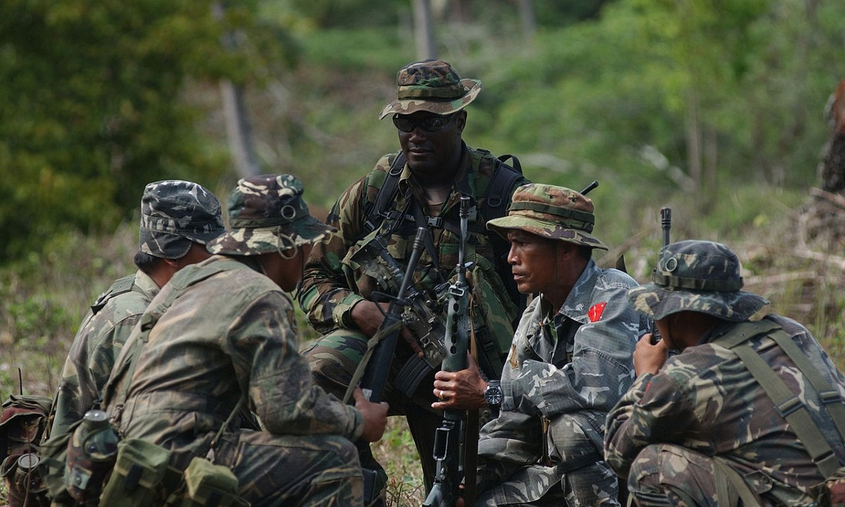 Lessons from the Philippines: Irregular Warfare in Action – Modern War Institute